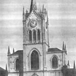 Parroquia de Nueve de Julio en 1920