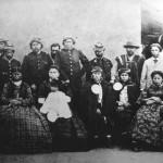 Tribu de Coliqueo, en 1863