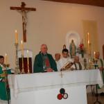 Nuevo párroco en San Martin de Porres