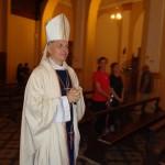 Mons. Ariel celebró sus 25 años de sacerdote