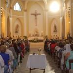 Mons. Martín dio gracias por su ministerio episcopal