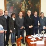 El Obispo firmó un acta de compromiso con legisladores provinciales