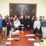 Convivencia de invierno de los seminaristas