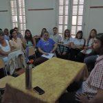 La Iglesia de Nueve de Julio va contra las drogas