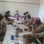 El obispo busca promover los grupos de niños y jóvenes scouts en toda la Diócesis