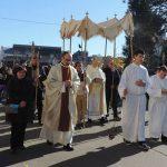 Se celebró la solemnidad de Corpus Christi
