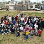 Dios va al encuentro de sus hijos en la carpa misionera