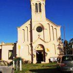 El obispo celebró el centenario de la Capilla de Santa Inés
