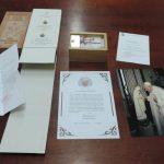 Tres significativos regalos para el Santuario