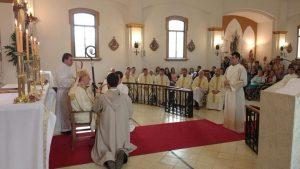 Ordenación sacerdotal Ariel Palanga