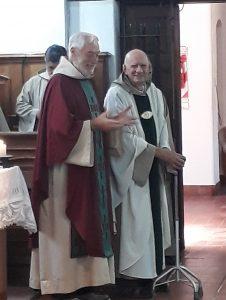 Padre Pedro Alurralde bodas de oro
