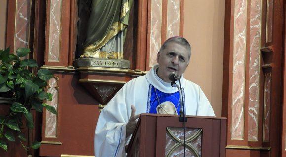 Mons. Ariel Torrado Mosconi Jurnada mundial de la paz 2017
