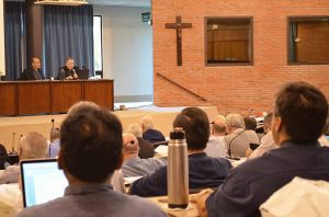 Torrado Mosconi en la 115 Asamblea Plenaria de la CEA