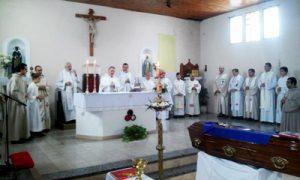 Misa despedida Padre Liborio