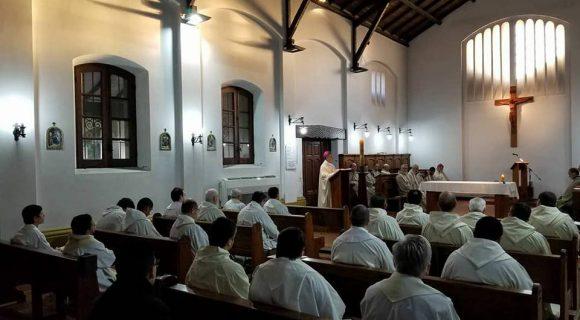 Presbiterio en Los Toldos 2018