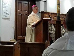 Monseñor Gustavo Montini