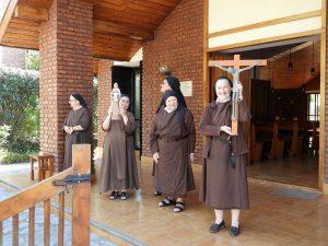 Hermanas de El Carmelo