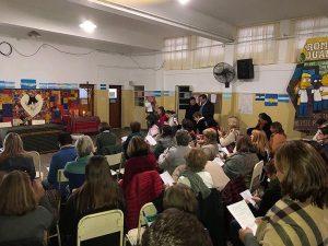 Encuentro de coordinadores de catequistas