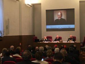 Homenaje al Cardenal Pironio en el Vaticano 2018