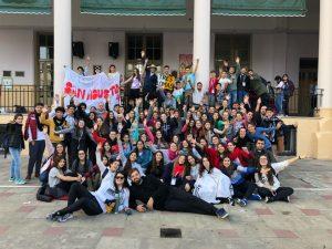 Jóvenes de la Diócesis en el II encuentro Nacional de la Juventud en Rosario