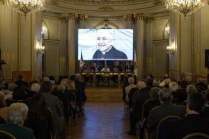 Homenaje al Cardenal Pironio en la Legislatura Porteña