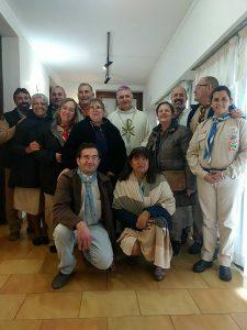 Asamblea Anual de los Scouts
