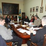 Reunión de Caritas Diocesana en el obispado