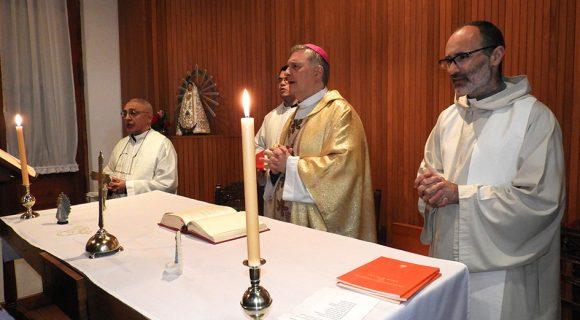 Misa en la Casa natalicia del Cardenal Pironio