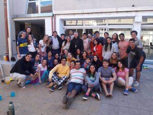 Grupo Universitario Cardenal Pironio en Lincoln