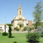 El obispo realizó su primera visita pastoral del año en General Pinto