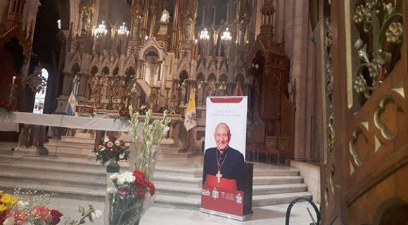 Conmemoración del Cardenal Pironio en Luján