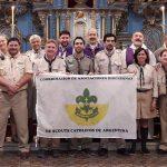 """Los scouts católicos convocan a defender la vida: """"El mayor protege al menor"""""""