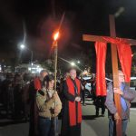Viernes Santo: una multitud acompañó las celebraciones presididas por el obispo diocesano