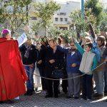 La Iglesia inició la Semana Santa  con el Domingo de Ramos
