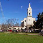 El obispo firmó un convenio con el intendente  de General Villegas para crear un nuevo Hogar de Cristo