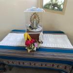 La Virgen de Luján acompañó la Caminata de Cáritas