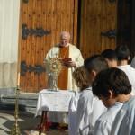 Solemnidad de Corpus Christi
