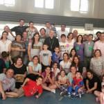 La familia cristiana, comunidad creyente y evangelizadora