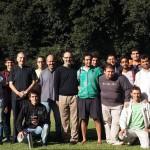 Actividades de verano de los seminaristas