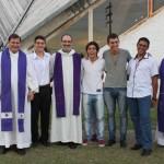 Nuevos seminaristas