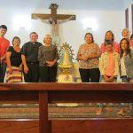 Los seminaristas misionaron en pequeñas comunidades rurales