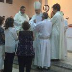 Bragado: Asumió como párroco el Padre Gustavo Sosa
