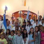 La Iglesia diocesana celebró a San José