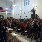 Los jóvenes de la Vicaría Lincoln-Villegas celebraron Pentecostés en comunidad