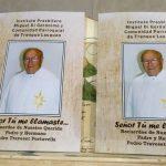 Emotiva presentación del libro del Padre Pedro