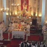 Dedicación de la iglesia parroquial de Carlos Tejedor