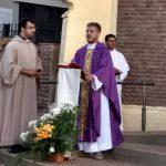 Asumió el Padre Joselo Rossi  como nuevo párroco en Roberts