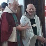 El Padre Pedro Alurralde celebró sus bodas de oro