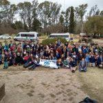 Curso de guías scout en América