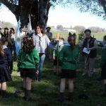 El obispo insistió en promover el movimiento scouts en cada comunidad de la diócesis